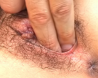 Japanese anal sex itsuka has her hairy pussy spread wide