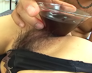 Pussy cum funnel shifter